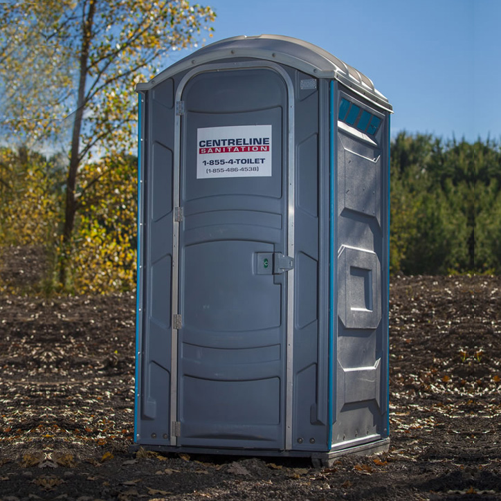 Basic Portable Restroom