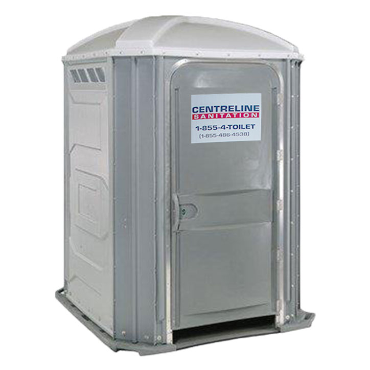 Handicap Access Portable Restroom
